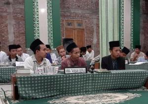 LBM Bahrul Ulum Ikuti Bahtsul Masail Se Jombang